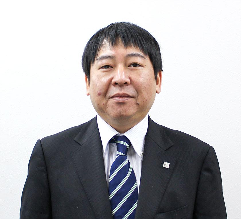 梅田営業所所長 安倍 敏輝
