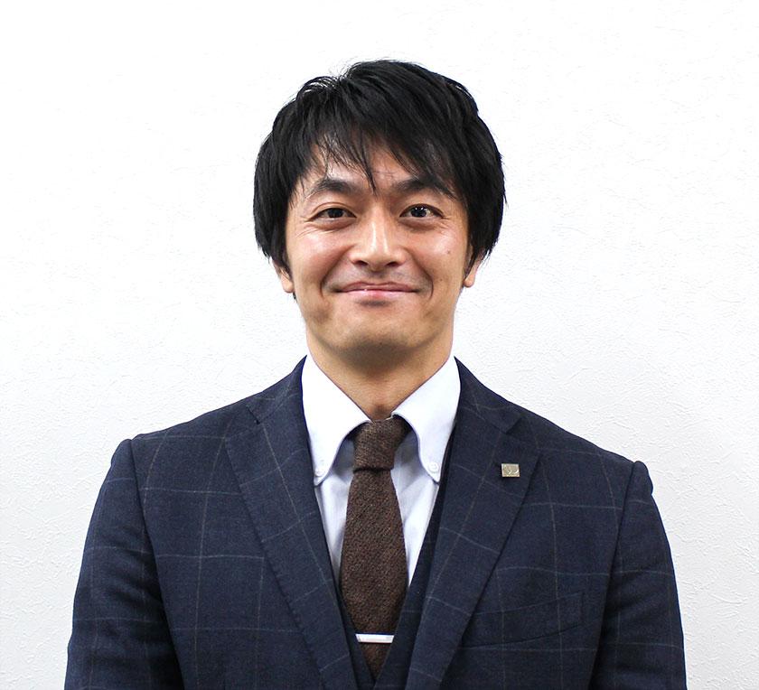 名古屋営業所所長 今井 雄一郎