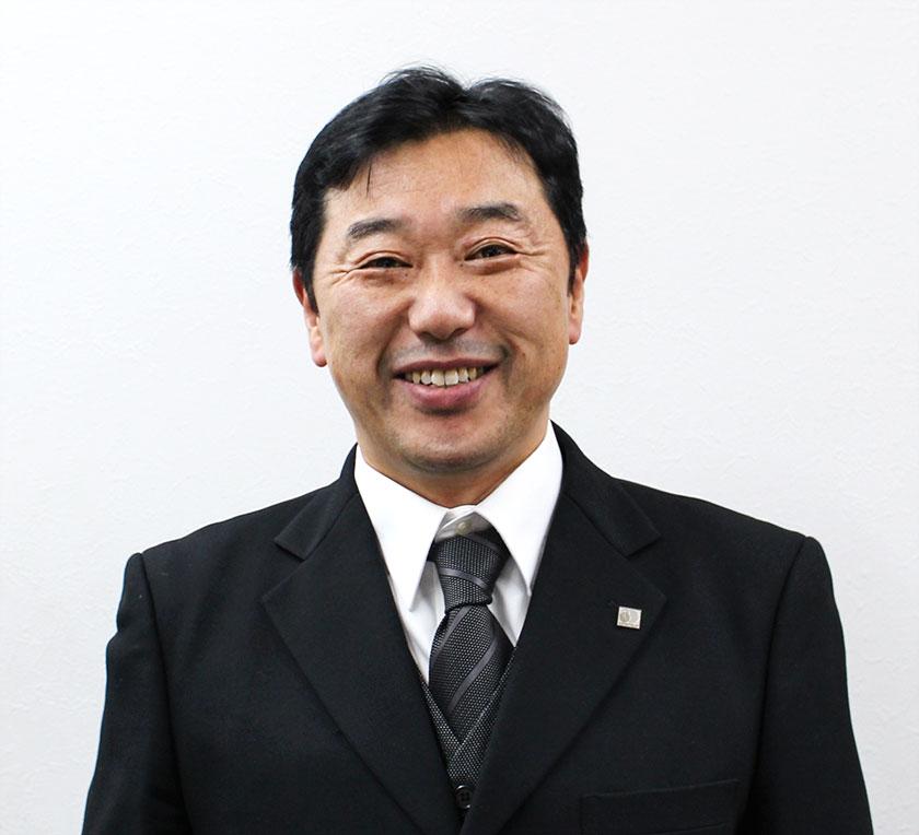 """""""東京営業所所長 小金沢"""