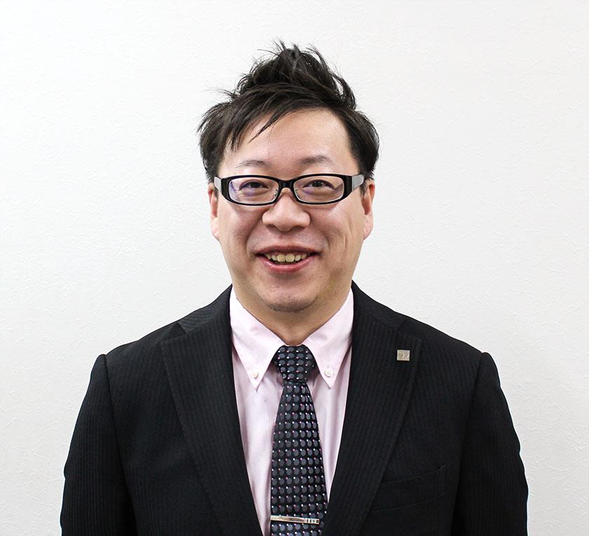 大国営業所所長 上野平 侑久