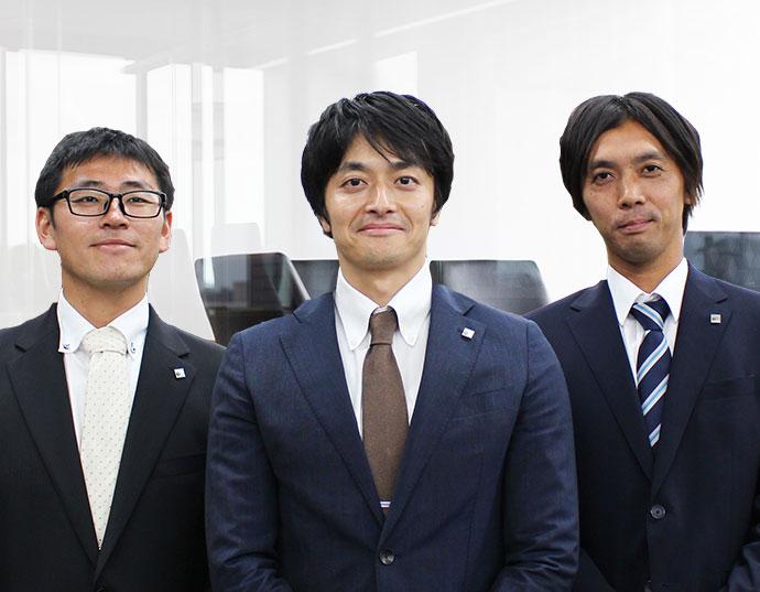 名古屋営業所メンバー