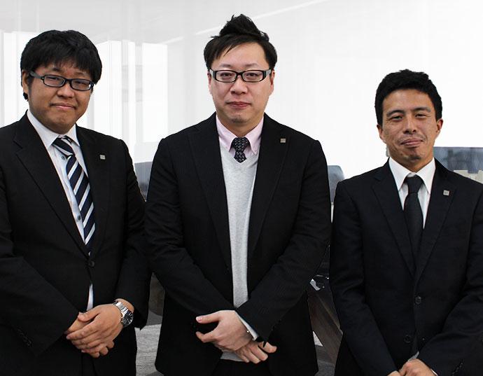日本橋営業所メンバー