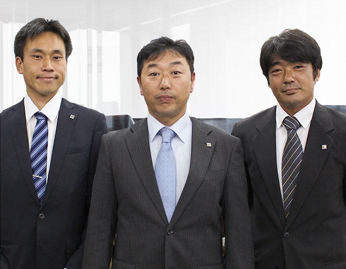 東京営業所メンバー